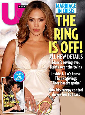 Jennifer Lopez Magazine Covers