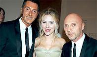 Dolce&Gabbana with Scarlett Johansson
