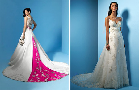 Most Wedding Dress Designers Now Focus On Greek Silhouette And Empire Style