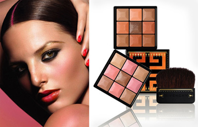 Givenchy Spring-Summer 2009 Makeup Collection
