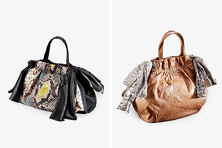 Prada Bags Spring 2009 Collection