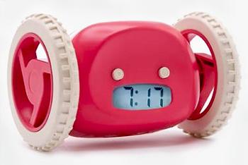 Runaway Alarm Clock Gadgets Geniusbeauty