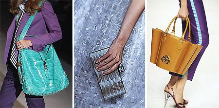 Spring 2009 Fashion Bags