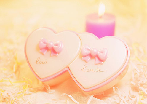 Two Hearts and a Candle