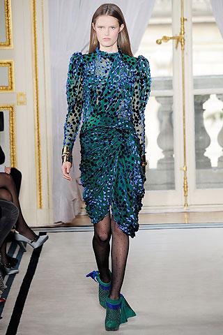 Balenciaga Futuristic Dress
