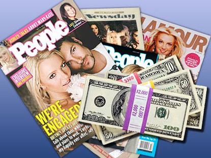 Britney and Money