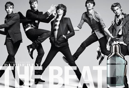 Burberry The Beat Ad