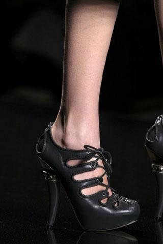 Black Dior Shoe