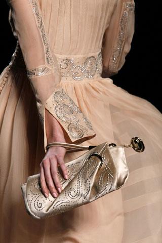 Beige Dior Bag