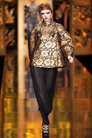 Oriental Dior Fashion