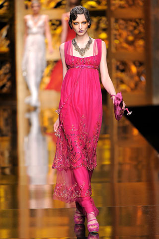Beautiful Pink Dior Dress