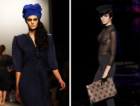 Fashion Hats Gaetano Navarra and Andres Sarda