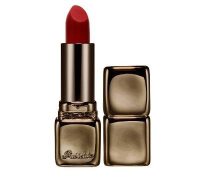Guerlain KissKiss Extreme Red Lipstick