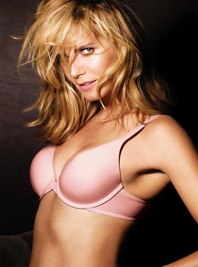 Heidi Klum The Perfect Bra Pink