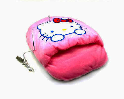 Hello Kitty USB Slippers