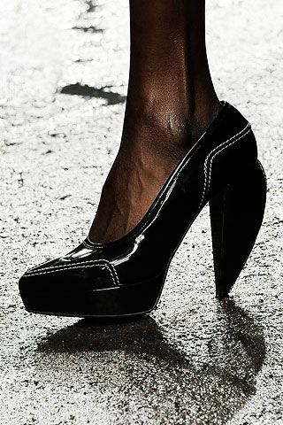 Lanvin Black Shoes