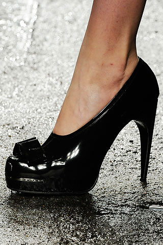 Lanvin Laquered Shoes