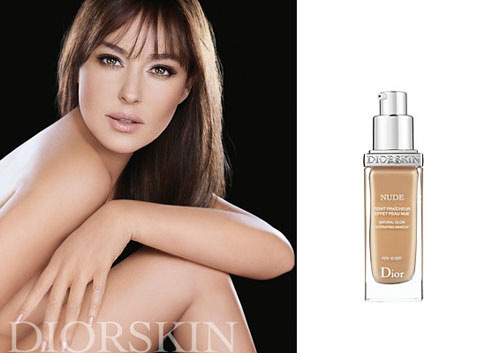 Monica Bellucci for DiorSkin