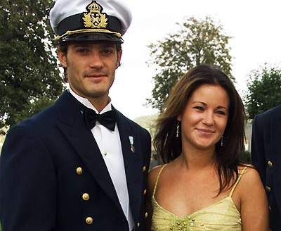 Prince Carl and Emma Pernald