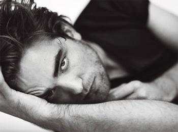 Robert Pattinson for GQ Photo