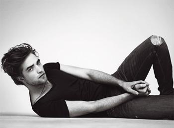 Robert Pattinson for GQ