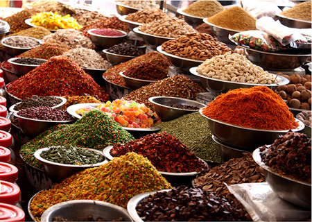 Spices and Vitamins