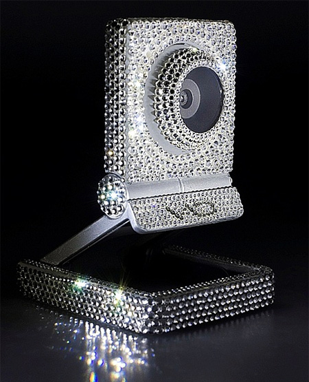 Swarovski Crystal Webcam
