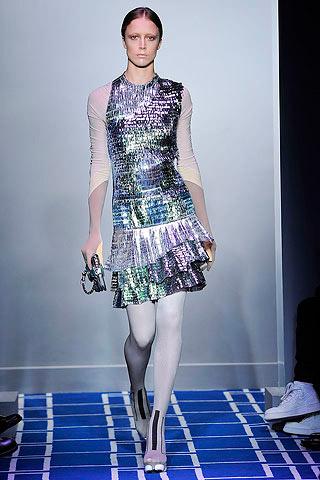 Balenciaga Asymmetry Fashion Trend