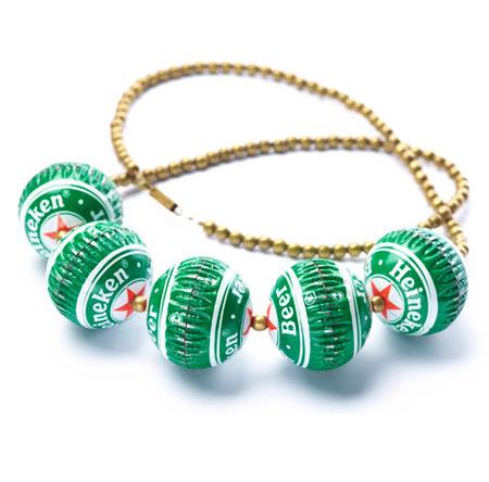 Beer Caps Necklace