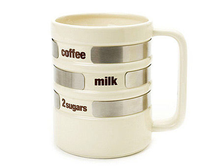 Ingredients Mug