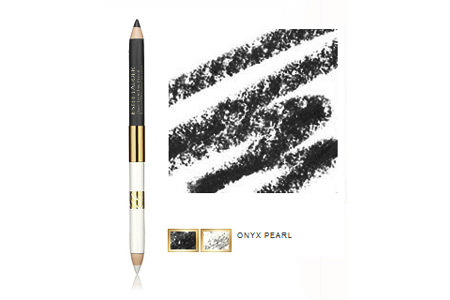 Duo-Tone Eye Pencil in Onyx Pearl