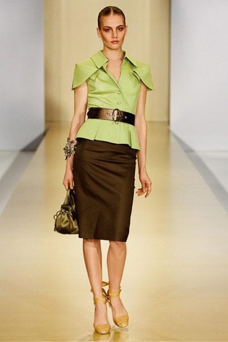 Escada Skirt and Jacket
