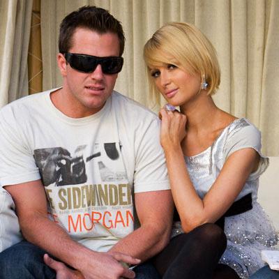Happy Paris Hilton and Doug Reinhardt