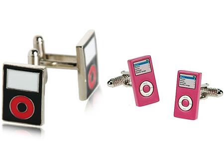 iPod Cufflinks