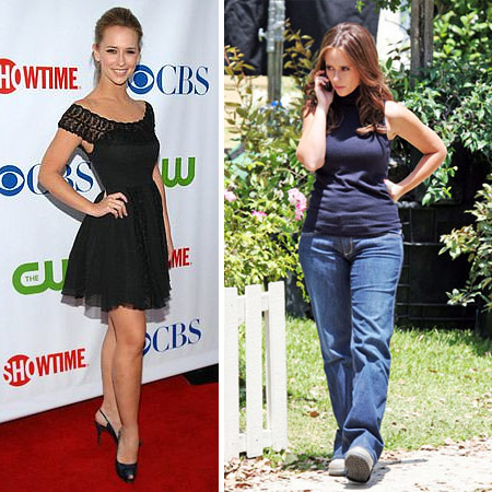 Jennifer Love Hewitt Weight