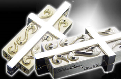 Cross USB Memory from Solid Alliance