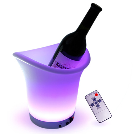 LED Party Ice Buckets