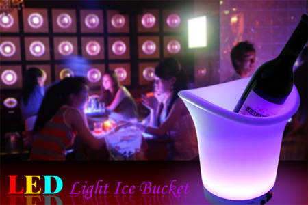 Light Ice Buckets