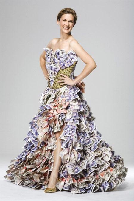 Million Pounds Dress
