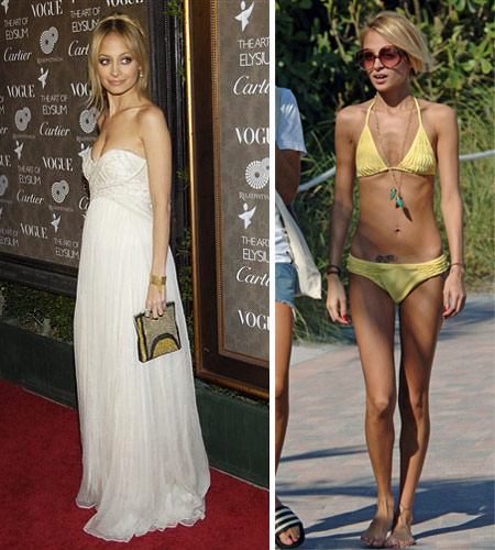 Nicole Richie Weight