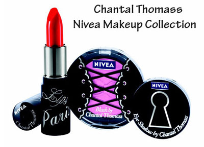Chantal Thomass and Nivea Makeup Collection