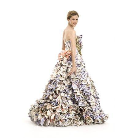 One Million Dress