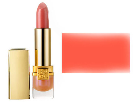 Pure Color Crystal Lipstick in Crystal Coral