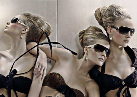 Prada Spring Summer 2009 Sunglasses