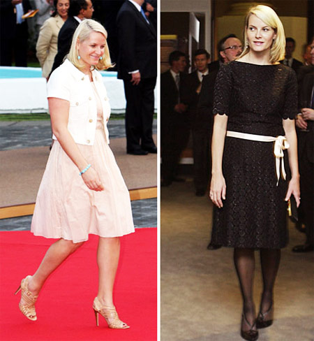 Princess Mette-Marit Weight