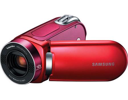 Samsung SMX-F34 Red