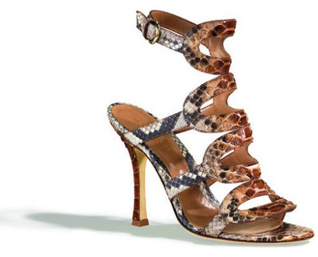 Sergio Rossi Gladiator Sandals
