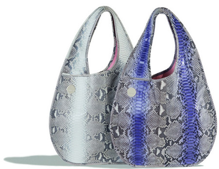 Sergio Rossi Python Skin Bags