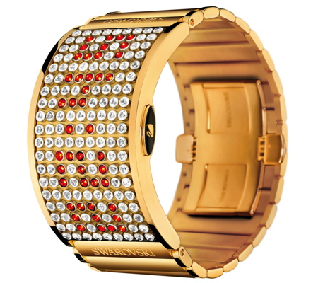 Swarovski D:Light Bracelet in Gold