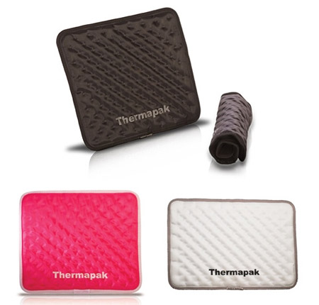 ThermaPAK Pads with Organic Crystals